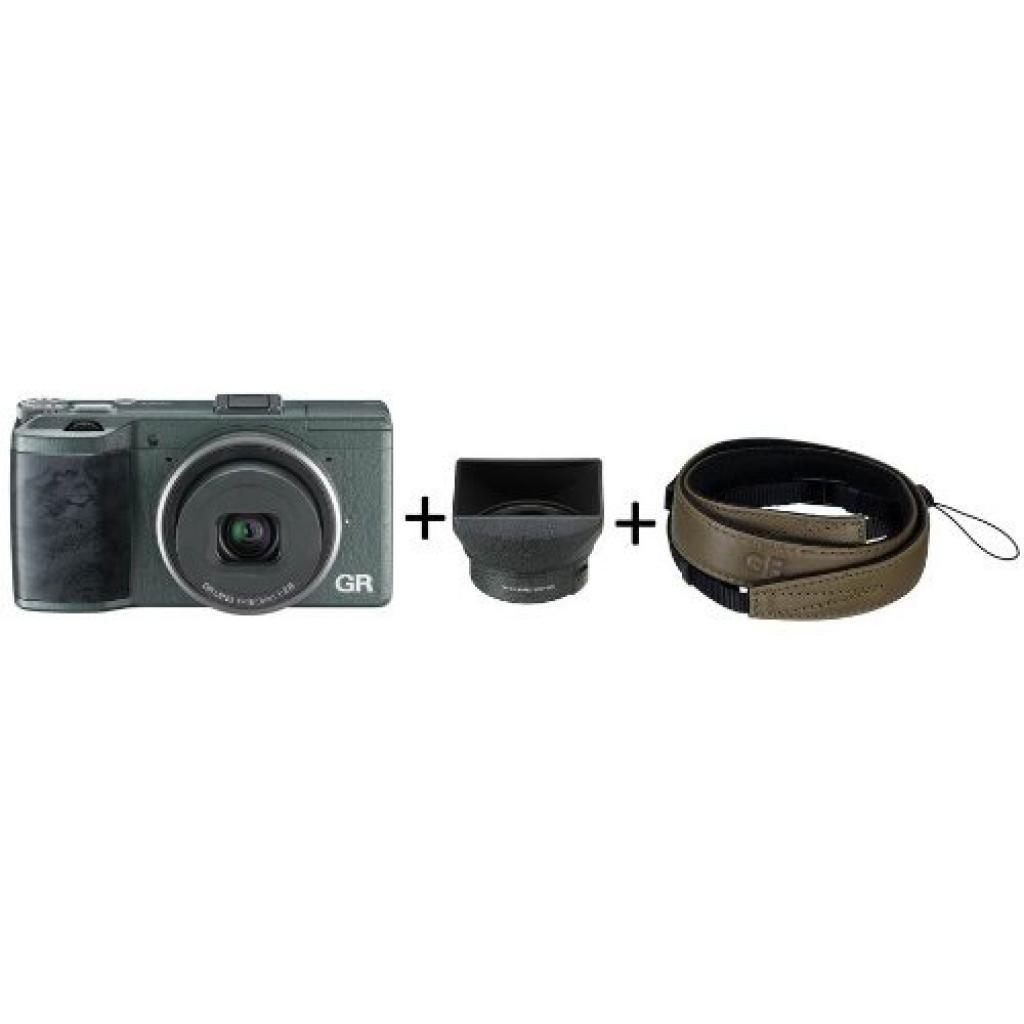 Цифровой фотоаппарат Ricoh GR Limited Edition (175824) изображение 5