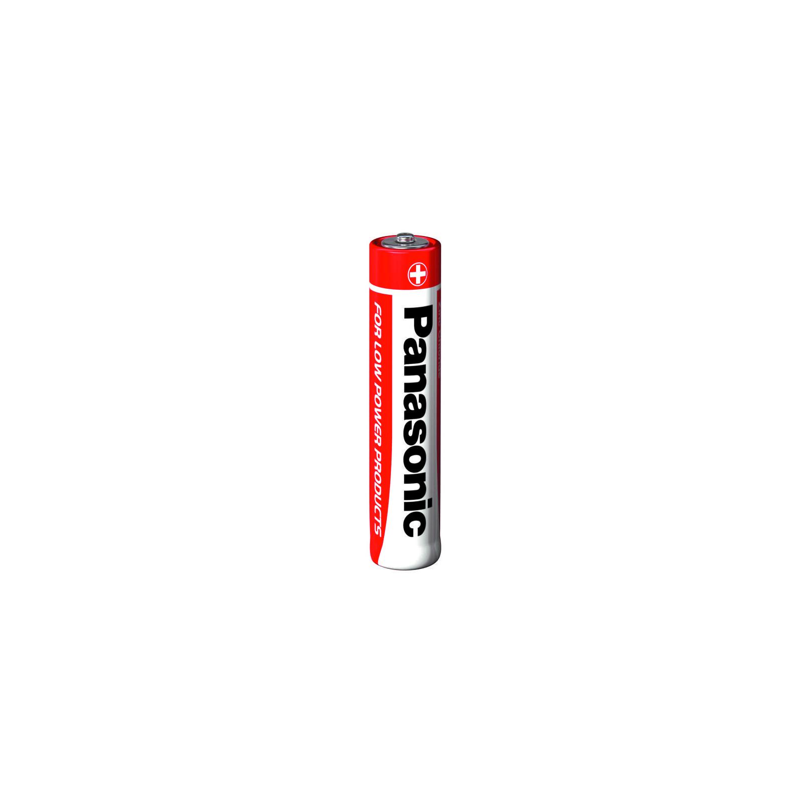 Батарейка PANASONIC AAA R03 RED ZINK * 4 (R03REL/4BP) изображение 2