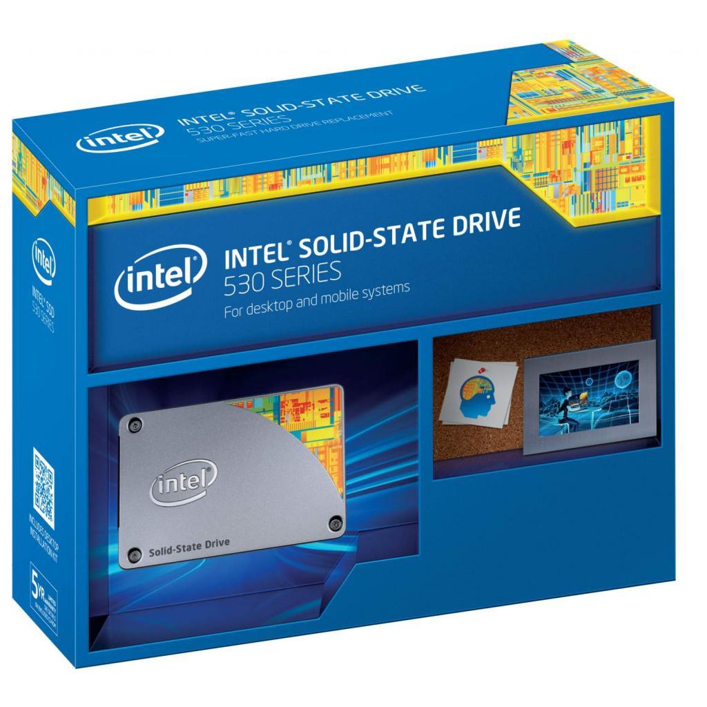 "Накопитель SSD 2.5"" 240GB INTEL (SSDSC2BW240A4K5) изображение 2"