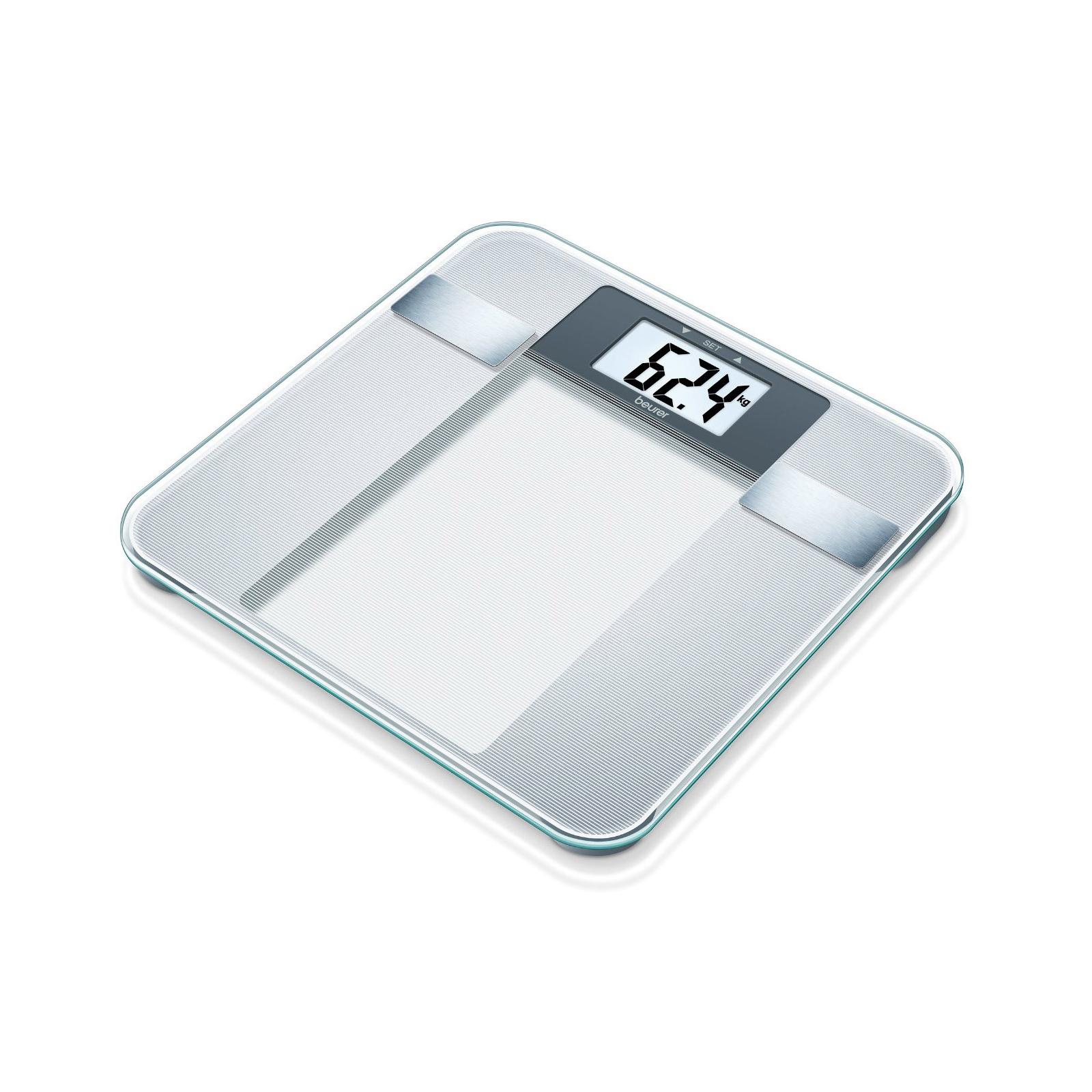 Весы напольные BEURER BG 13 (4211125/760.30/4)