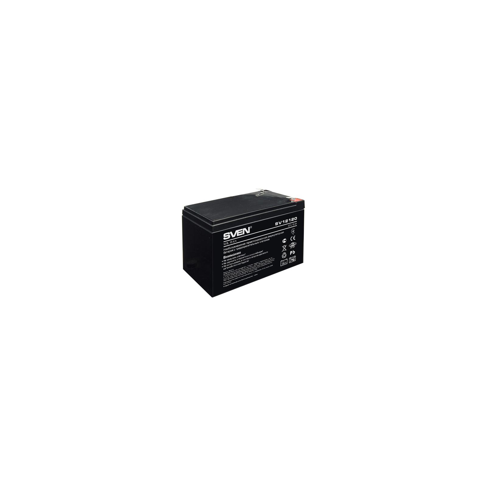 Батарея к ИБП SVEN 12В 12Ач (SV12120)