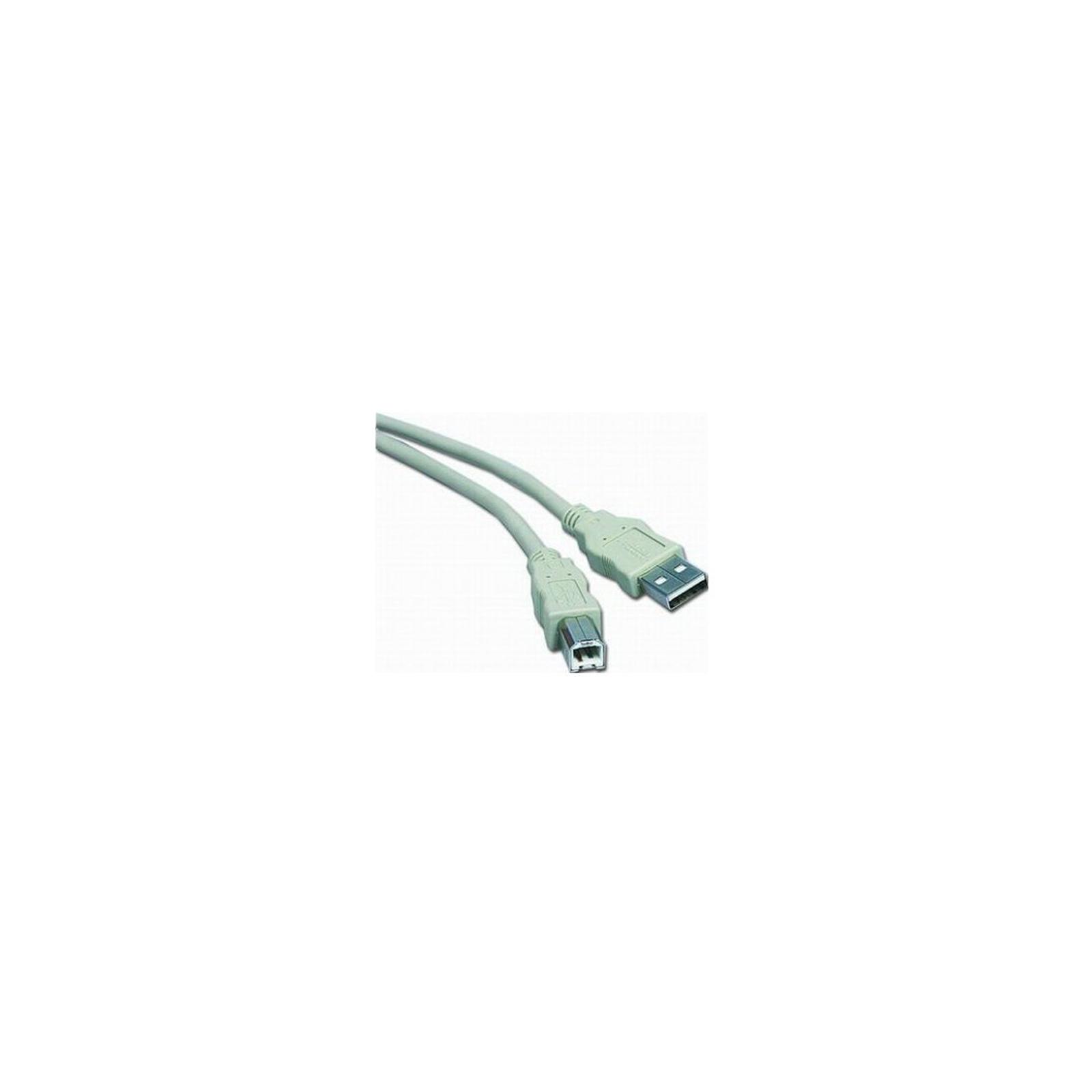 Кабель для принтера Cablexpert USB 2.0 AM/BM 4.5m (CCB-USB2-AMBM-15)