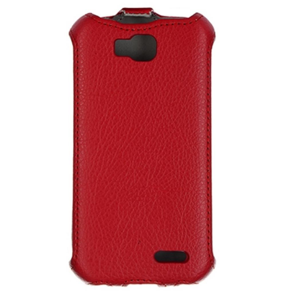 Чехол для моб. телефона для LG L90 (Red) Lux-flip Drobak (211580) изображение 2