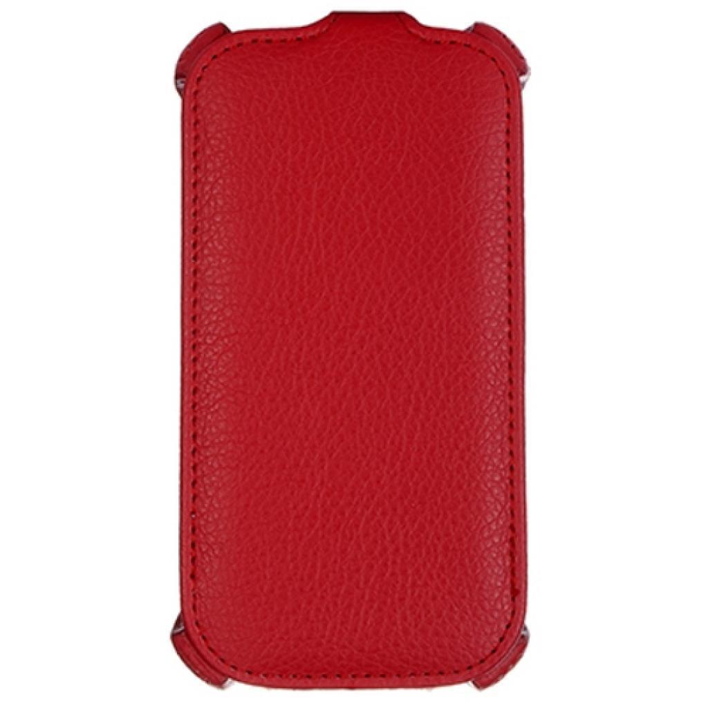 Чехол для моб. телефона для LG L90 (Red) Lux-flip Drobak (211580)