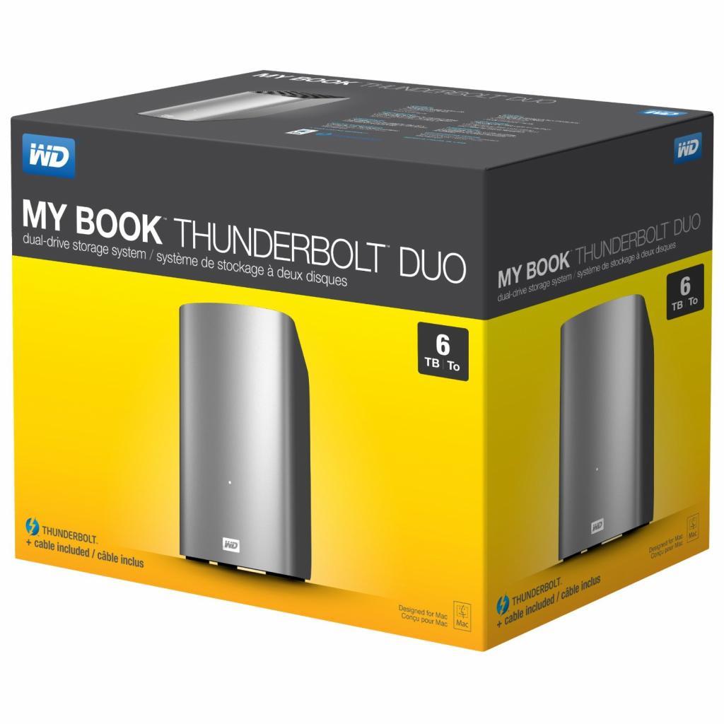 """Внешний жесткий диск 3.5"""" 6TB Western Digital (WDBUTV0060JSL-EESN) изображение 5"""