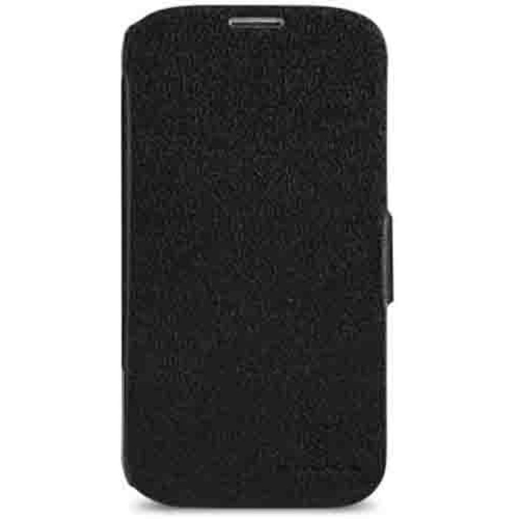 Чехол для моб. телефона NILLKIN для Samsung G900/S-5/Fresh/ Leather/Black (6135307)