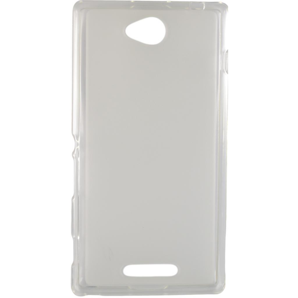 Чехол для моб. телефона Pro-case Sony Xperia C S39h white (Desire TPU SonyXperCwh)