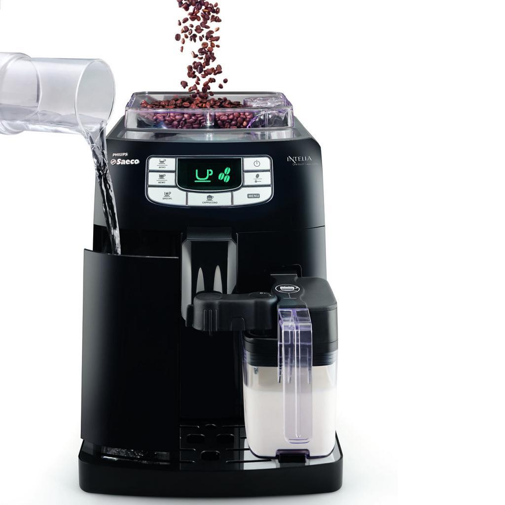 Кофеварка PHILIPS HD8753/19 изображение 4