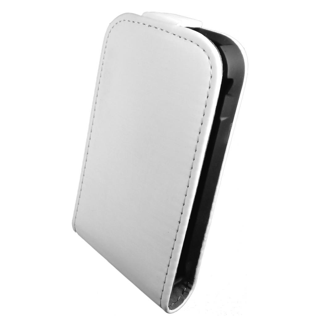 Чехол для моб. телефона GLOBAL для Samsung S5300 Galaxy Pocket (белый) (1283126456688) изображение 2