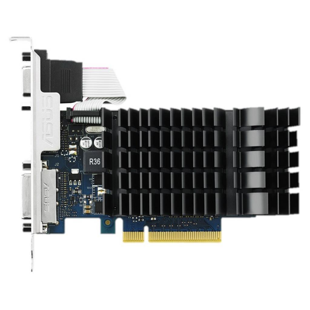 Видеокарта GeForce GT730 1024Mb ASUS (GT730-SL-1GD3-BRK) изображение 2
