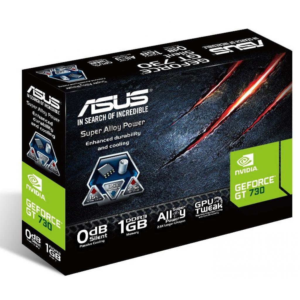 Видеокарта GeForce GT730 1024Mb ASUS (GT730-SL-1GD3-BRK) изображение 5