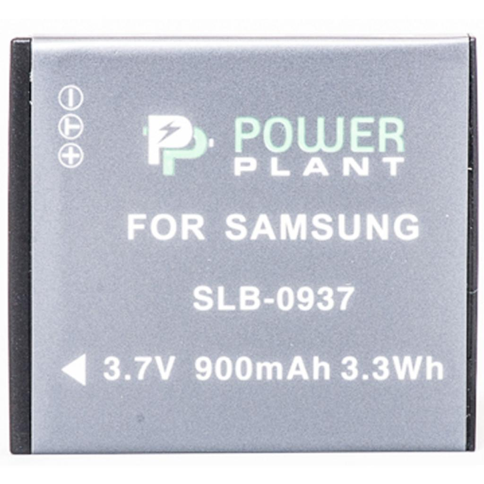 Аккумулятор к фото/видео PowerPlant Samsung SLB-0937 (DV00DV1210) изображение 2