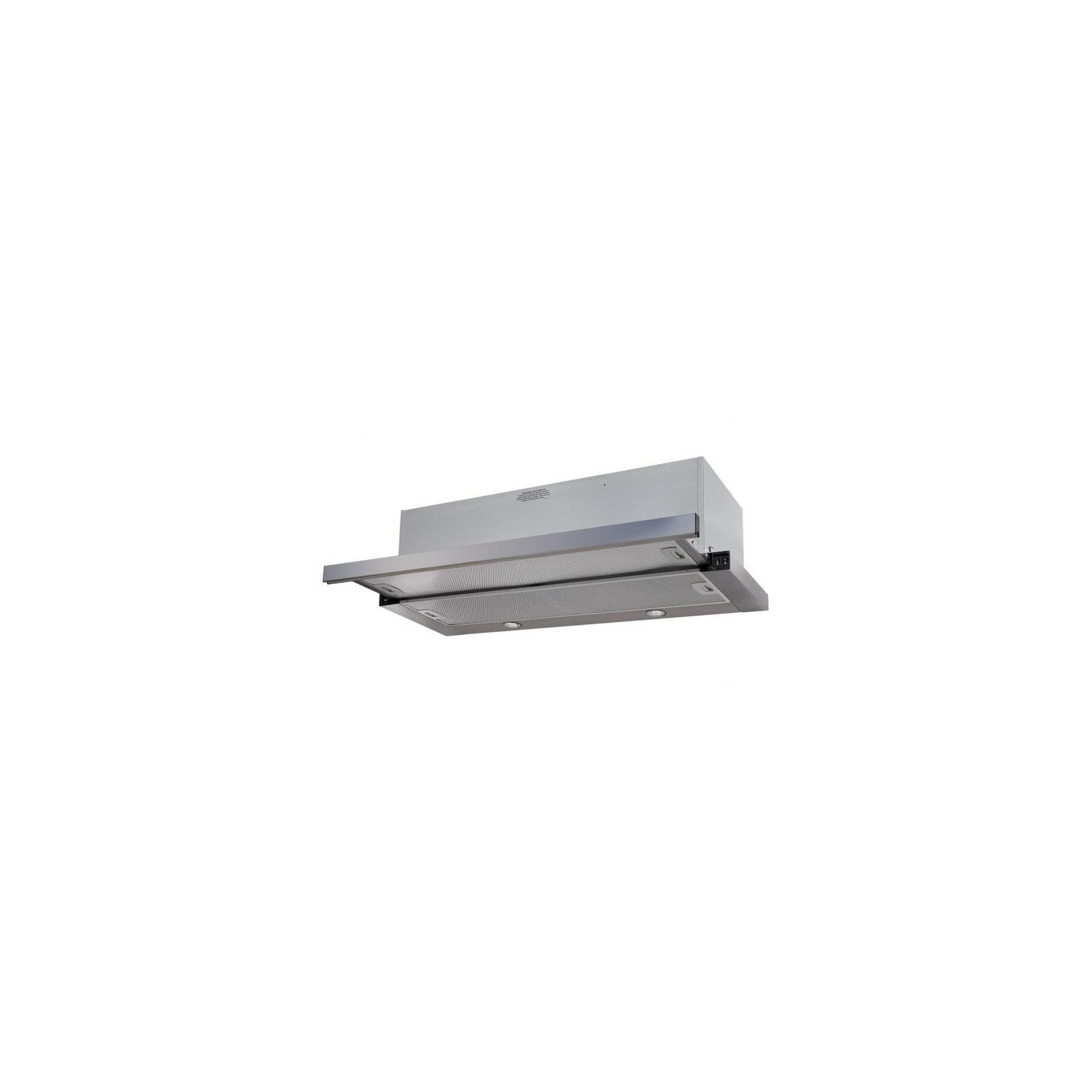 Вытяжка кухонная VENTOLUX GARDA 90 INOX (900)
