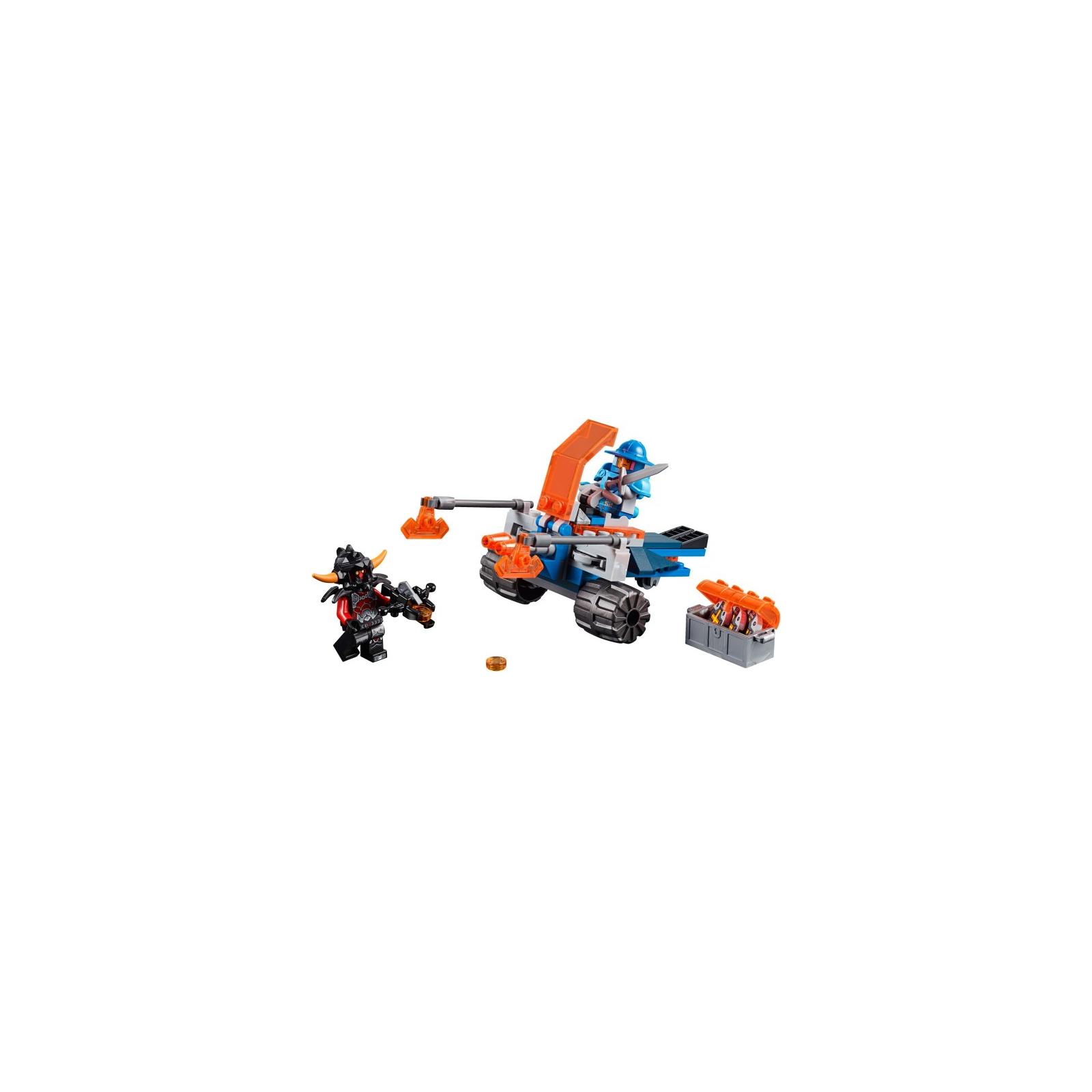 Конструктор LEGO Nexo Knights Королевский боевой бластер (70310) изображение 2