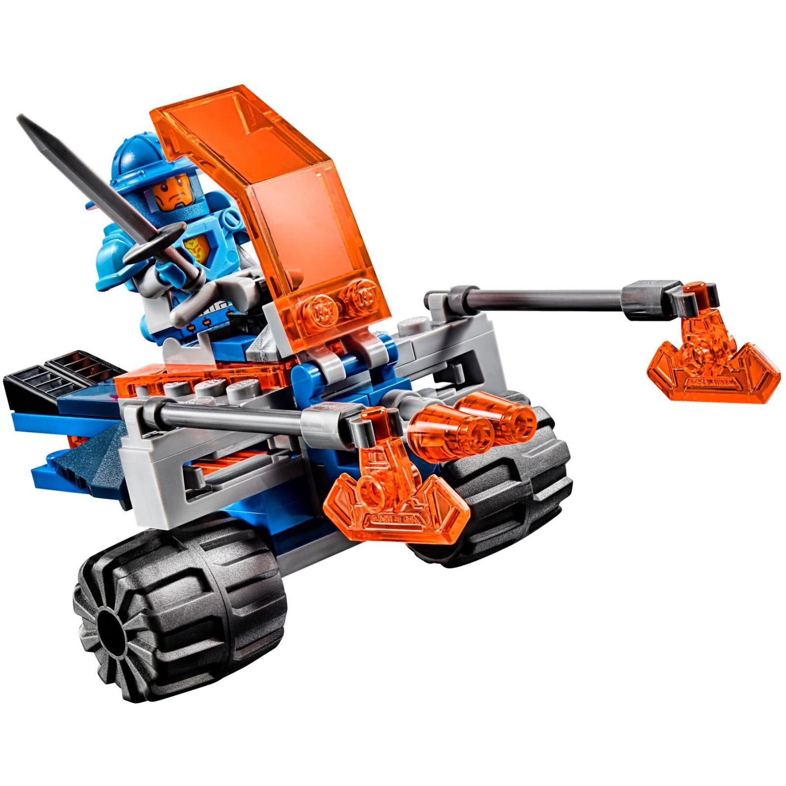Конструктор LEGO Nexo Knights Королевский боевой бластер (70310) изображение 3