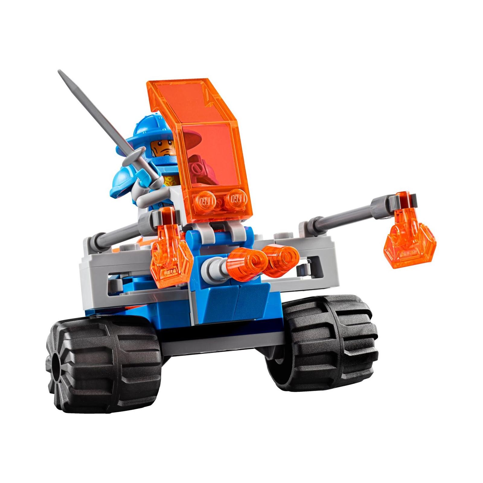 Конструктор LEGO Nexo Knights Королевский боевой бластер (70310) изображение 4