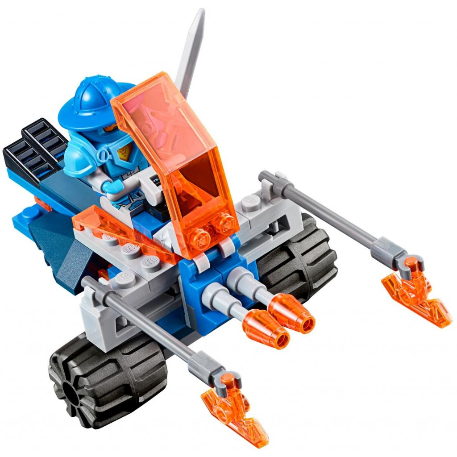 Конструктор LEGO Nexo Knights Королевский боевой бластер (70310) изображение 5