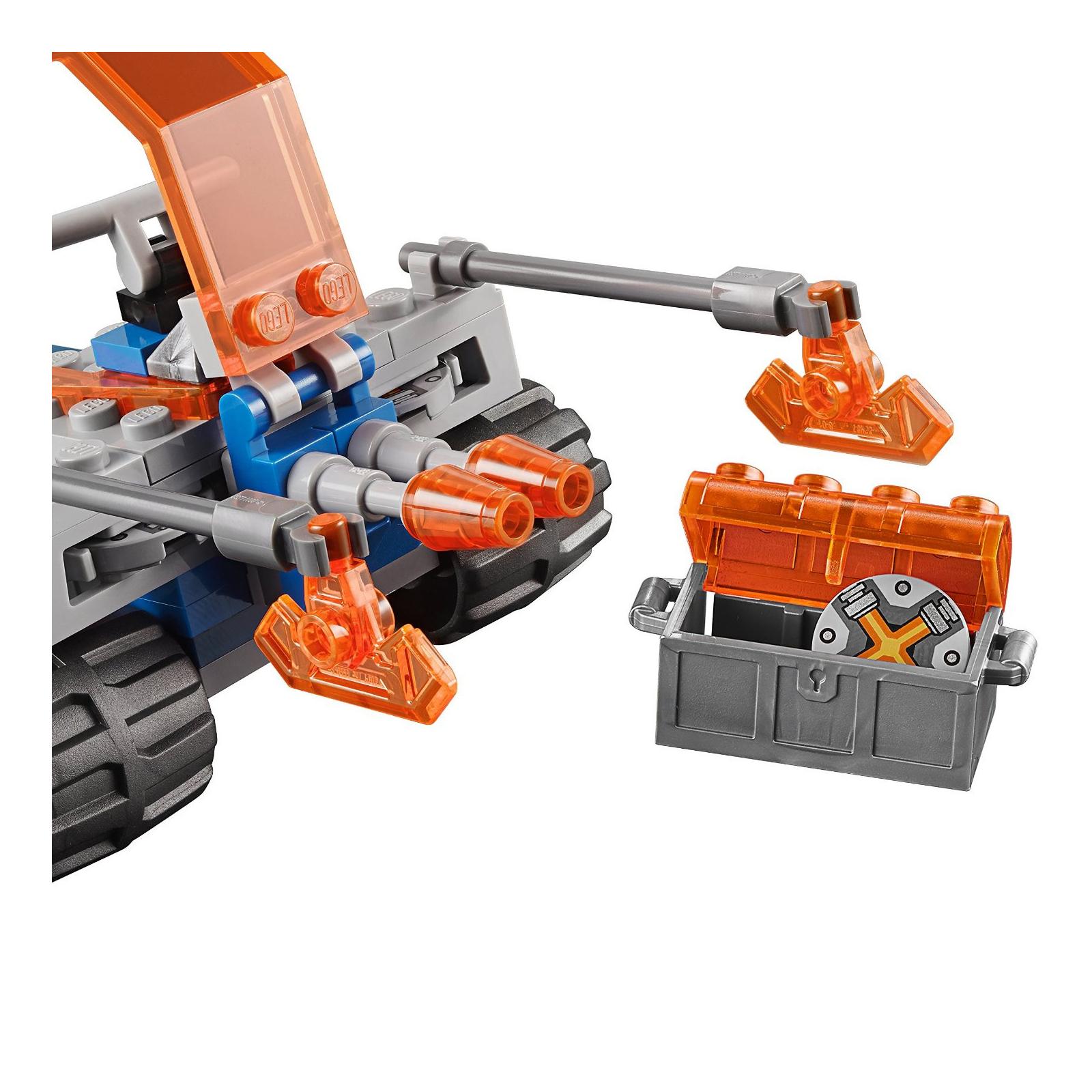 Конструктор LEGO Nexo Knights Королевский боевой бластер (70310) изображение 6