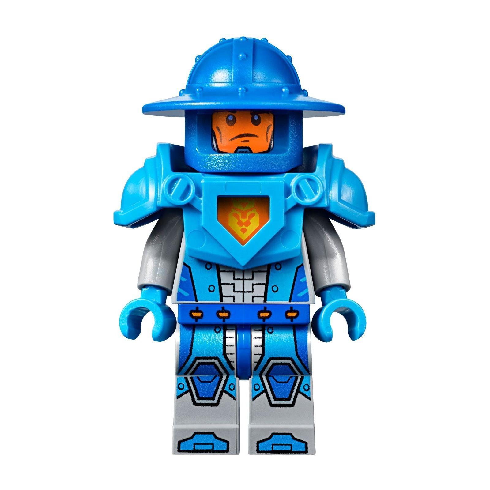 Конструктор LEGO Nexo Knights Королевский боевой бластер (70310) изображение 7
