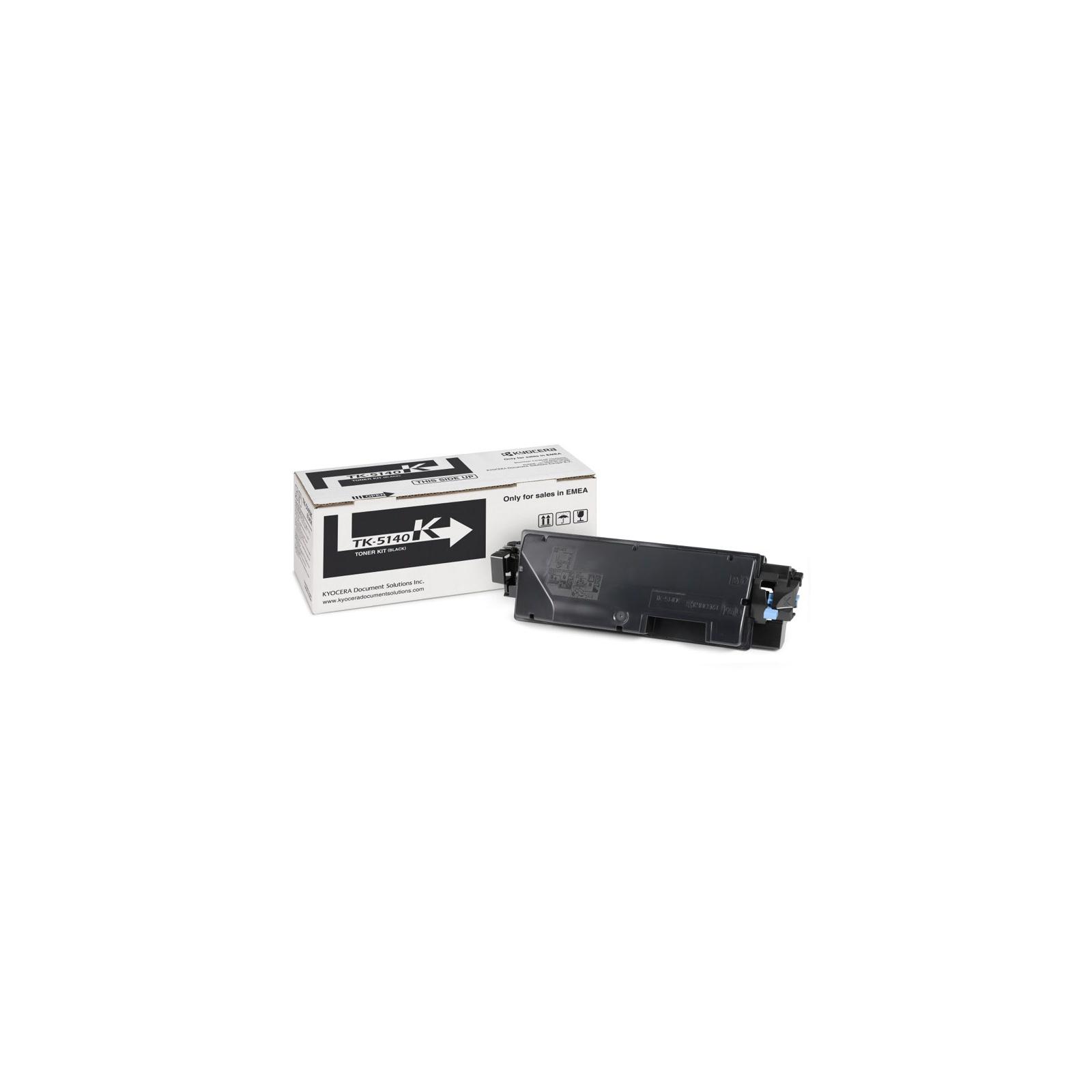 Тонер-картридж Kyocera TK-5140 Black (1T02NR0NL0)