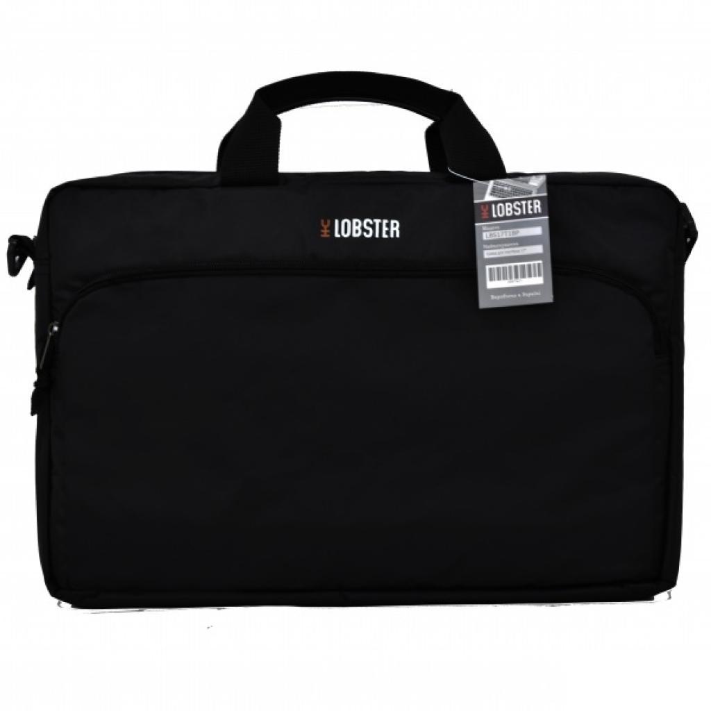 Сумка для ноутбука LOBSTER LBS17T1BP
