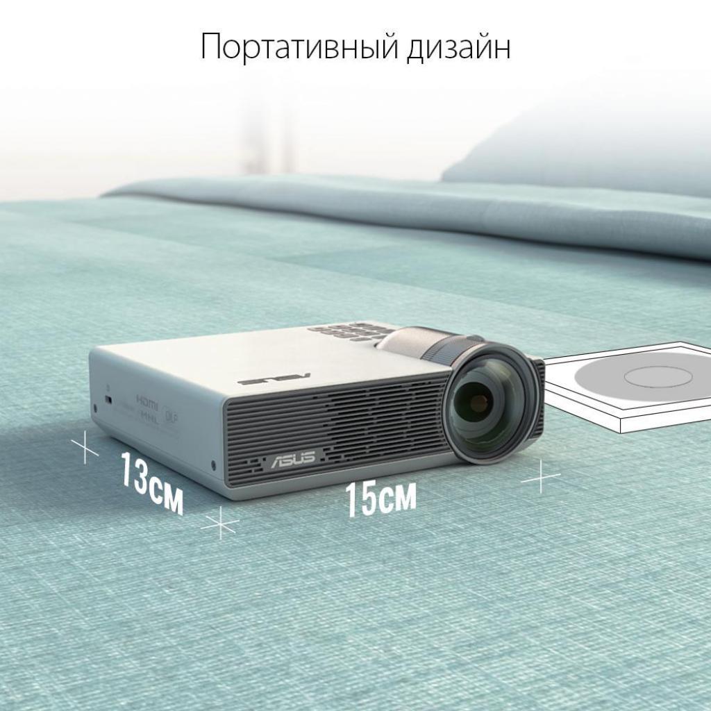 Проектор ASUS P3B (90LJ0070-B00120) изображение 7