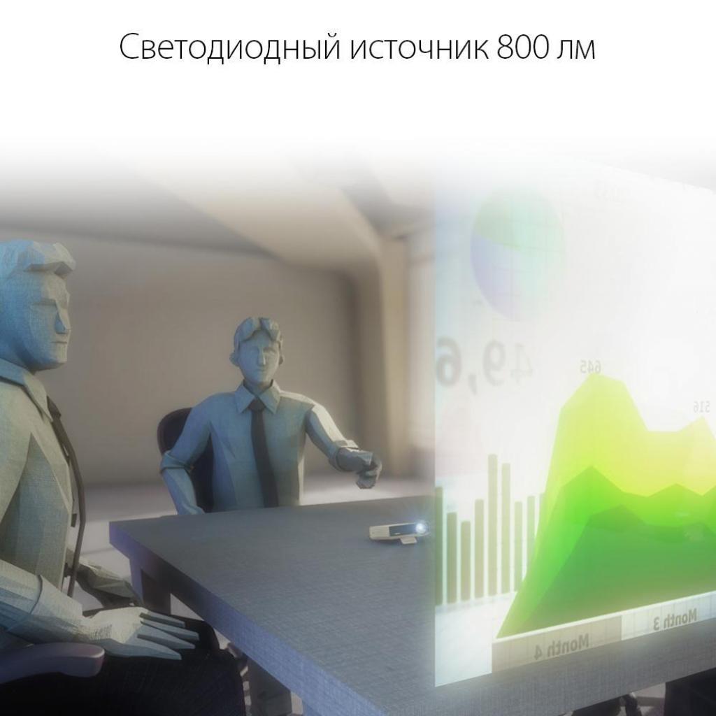 Проектор ASUS P3B (90LJ0070-B00120) изображение 8