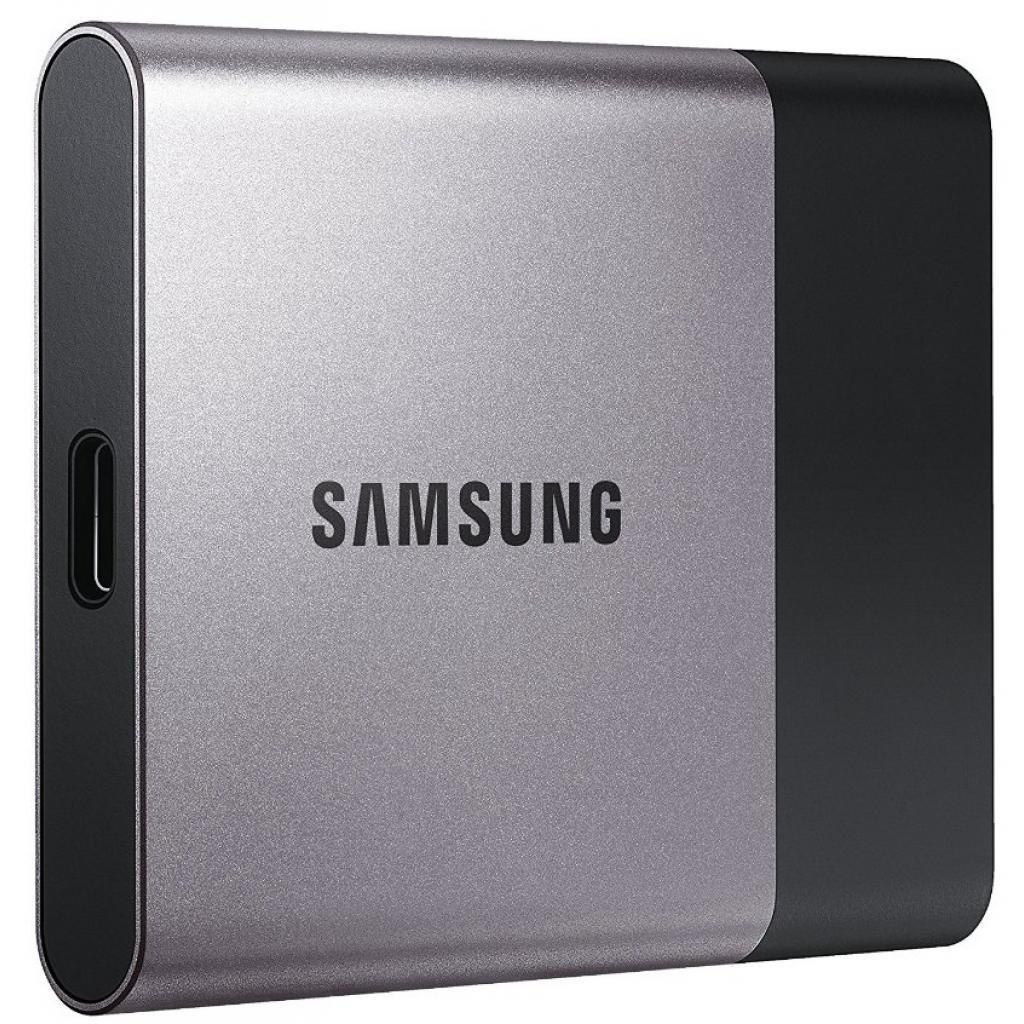 Накопитель SSD USB 3.0 1TB Samsung (MU-PT1T0B/EU) изображение 3