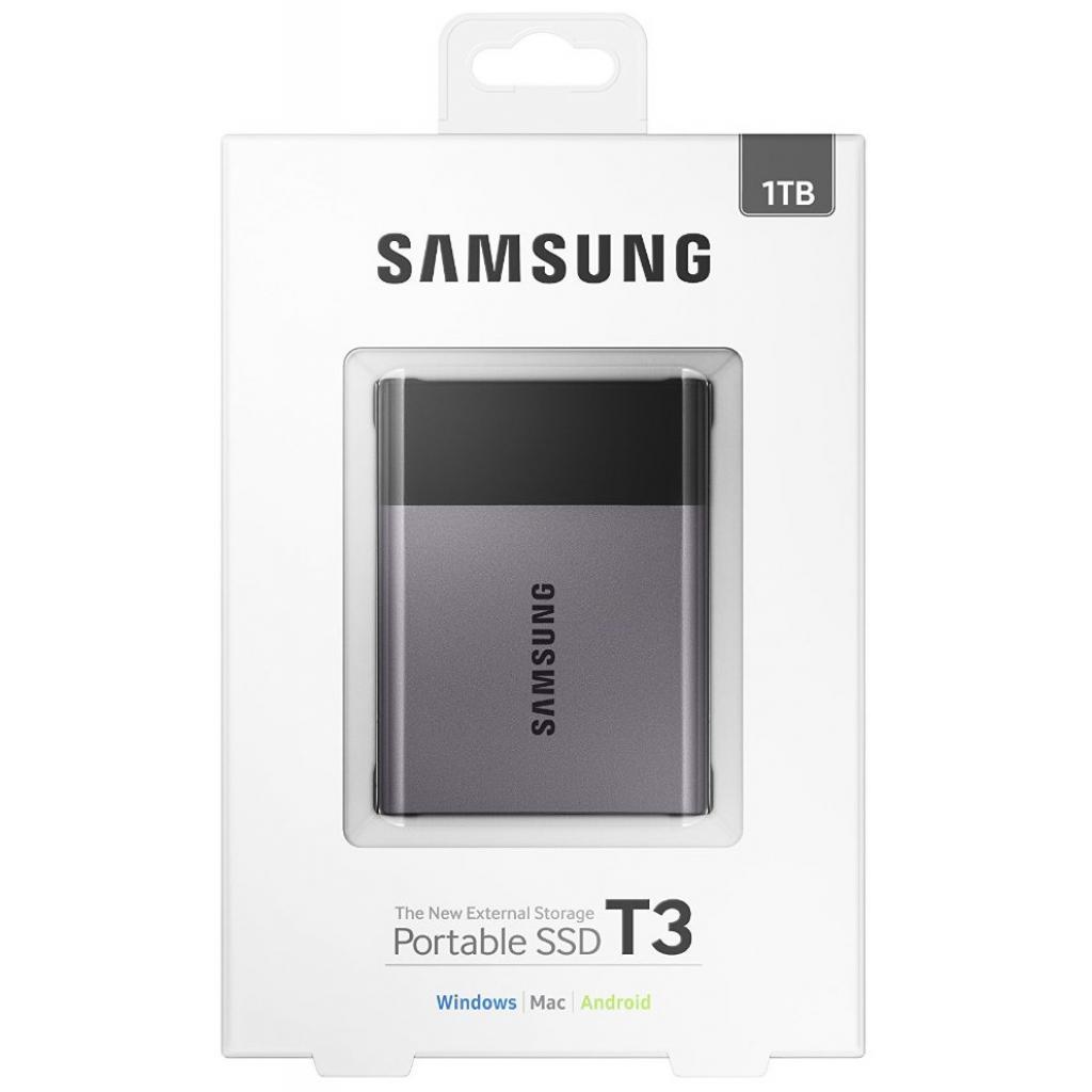 Накопитель SSD USB 3.0 1TB Samsung (MU-PT1T0B/EU) изображение 8