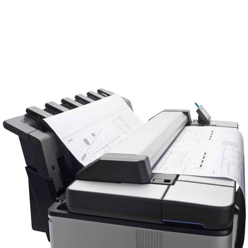 """Многофункциональное устройство HP DesignJet T3500 e-mfp 36"""" (B9E24A) изображение 5"""