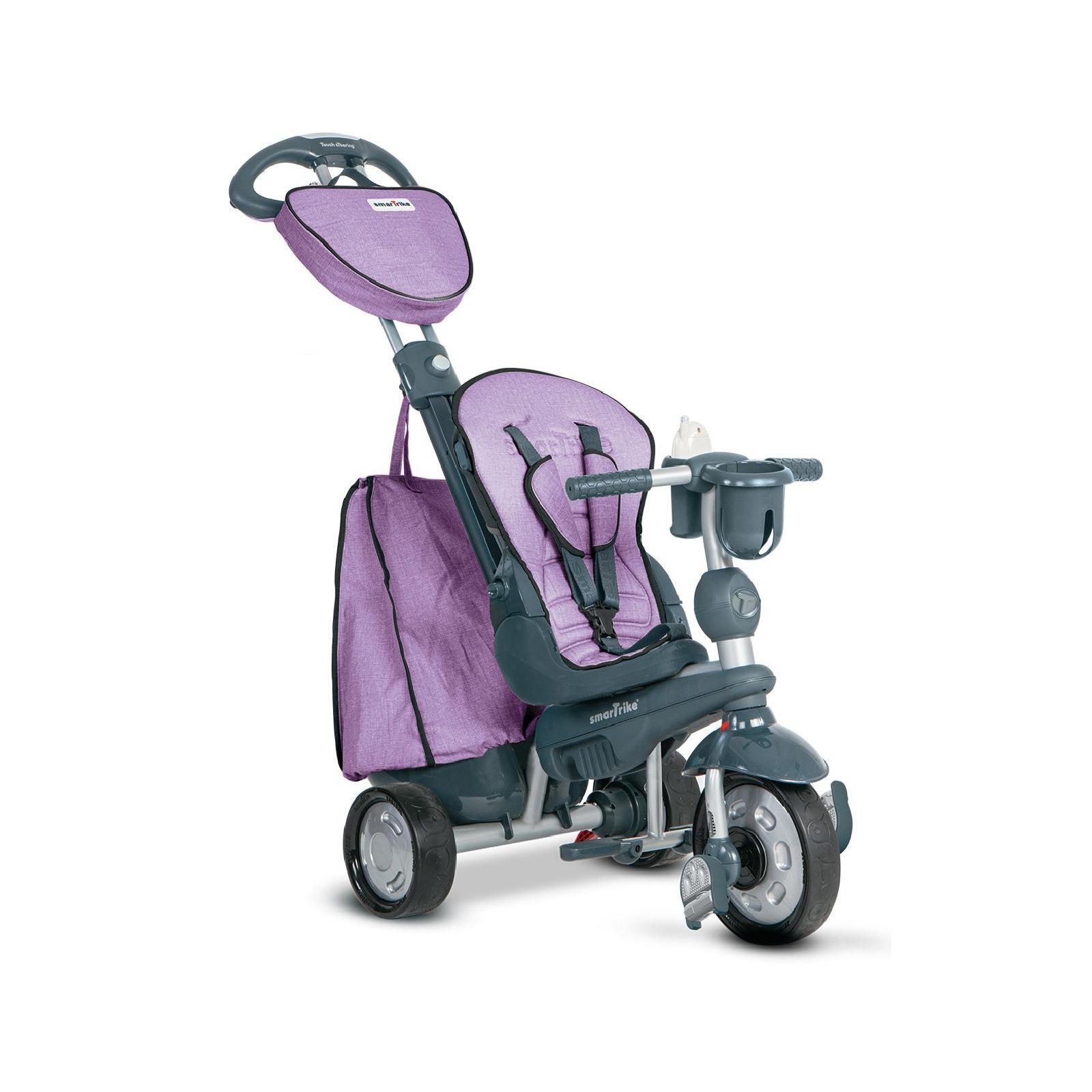 Детский велосипед Smart Trike Explorer 5 в 1 Grey (8200900) изображение 3