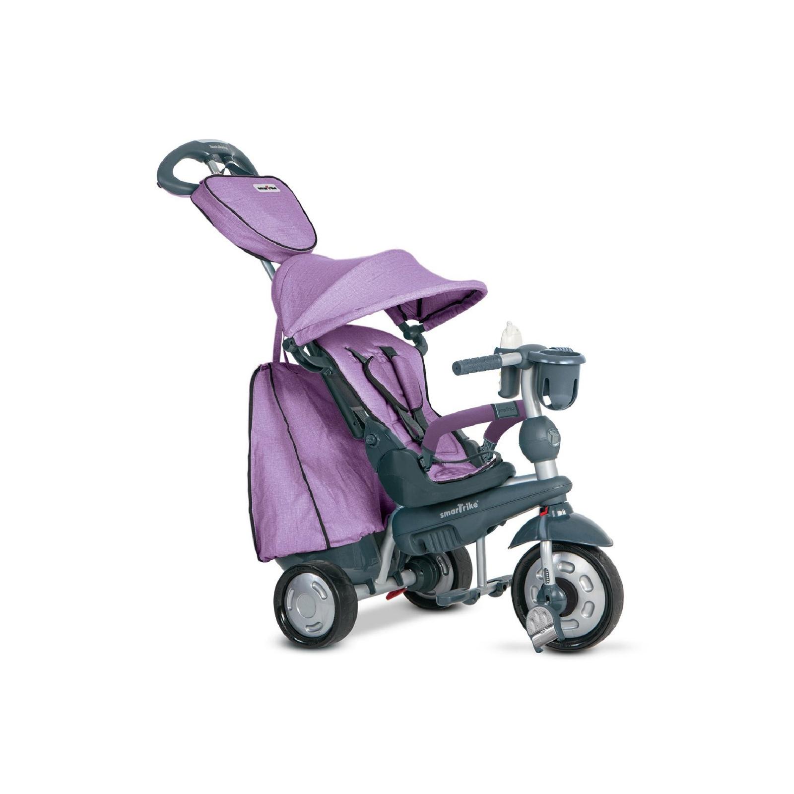 Детский велосипед Smart Trike Explorer 5 в 1 Grey (8200900)