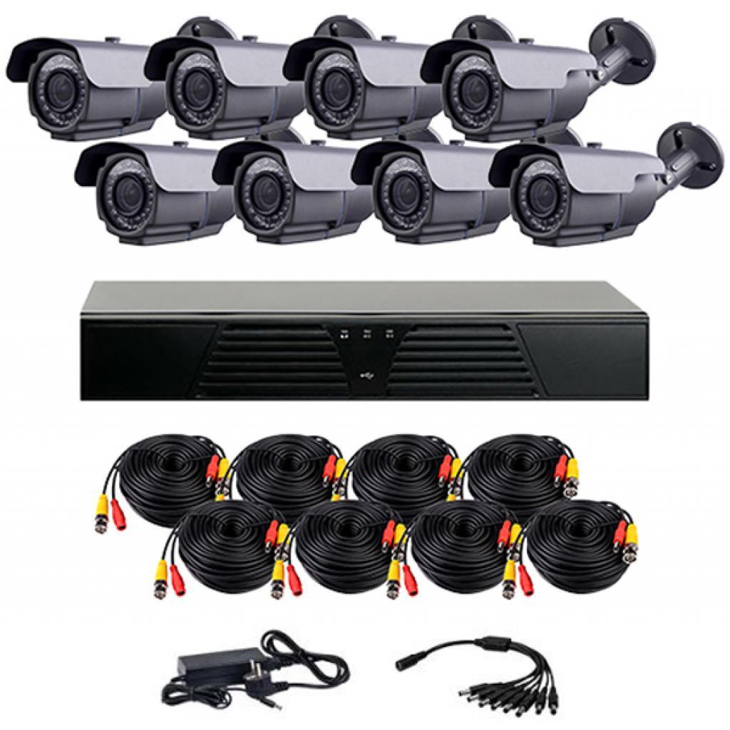 Комплект видеонаблюдения CoVi HVK-4004 AHD PRO KIT