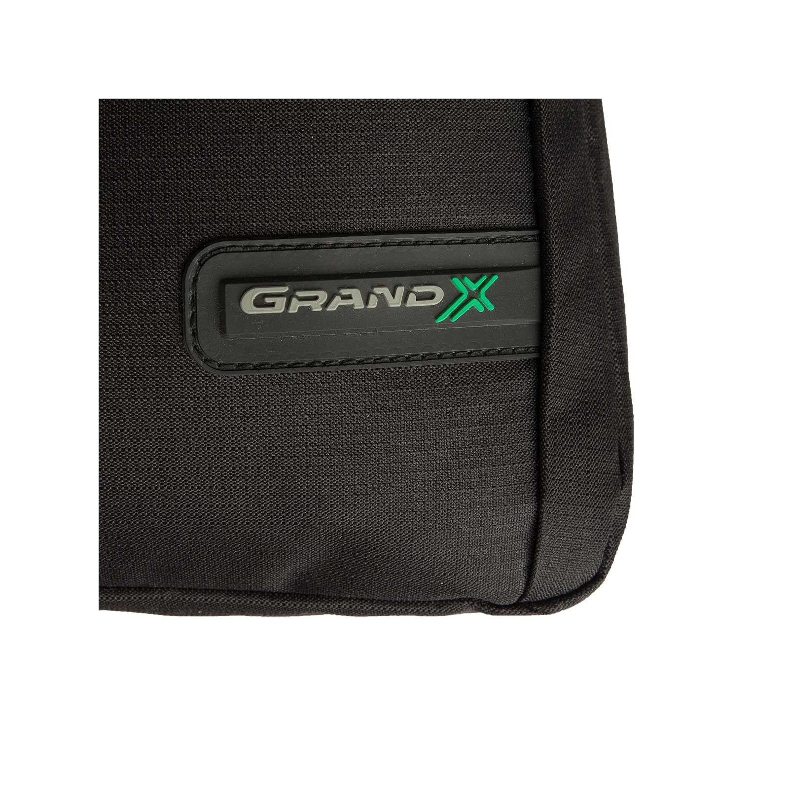 aca38cce42d7 Сумка для ноутбука Grand-X 15.6'' Black (SB-129) цены в Киеве и ...