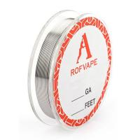 Проволока для спирали Rofvape Kanthal A1 10m (24AGW/0.5 mm) (PVKA124)