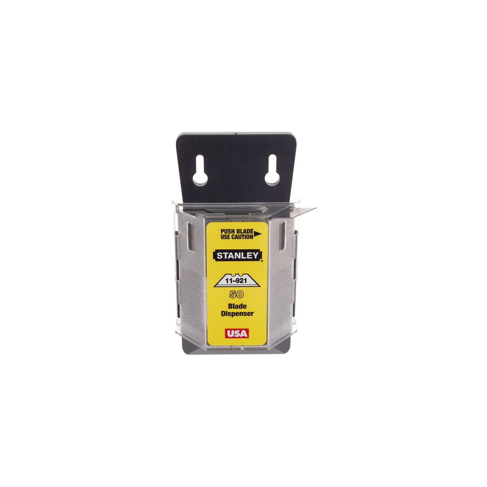 Лезвие Stanley трапецевидные 1992, длина 62мм, 5шт (0-11-921) изображение 5