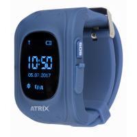 Смарт-часы ATRIX Smartwatch iQ300 GPS Dark Blue