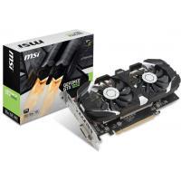 Видеокарта MSI GeForce GTX1050 2048Mb DUAL FANS OC (GTX 1050 2GT OCV1)