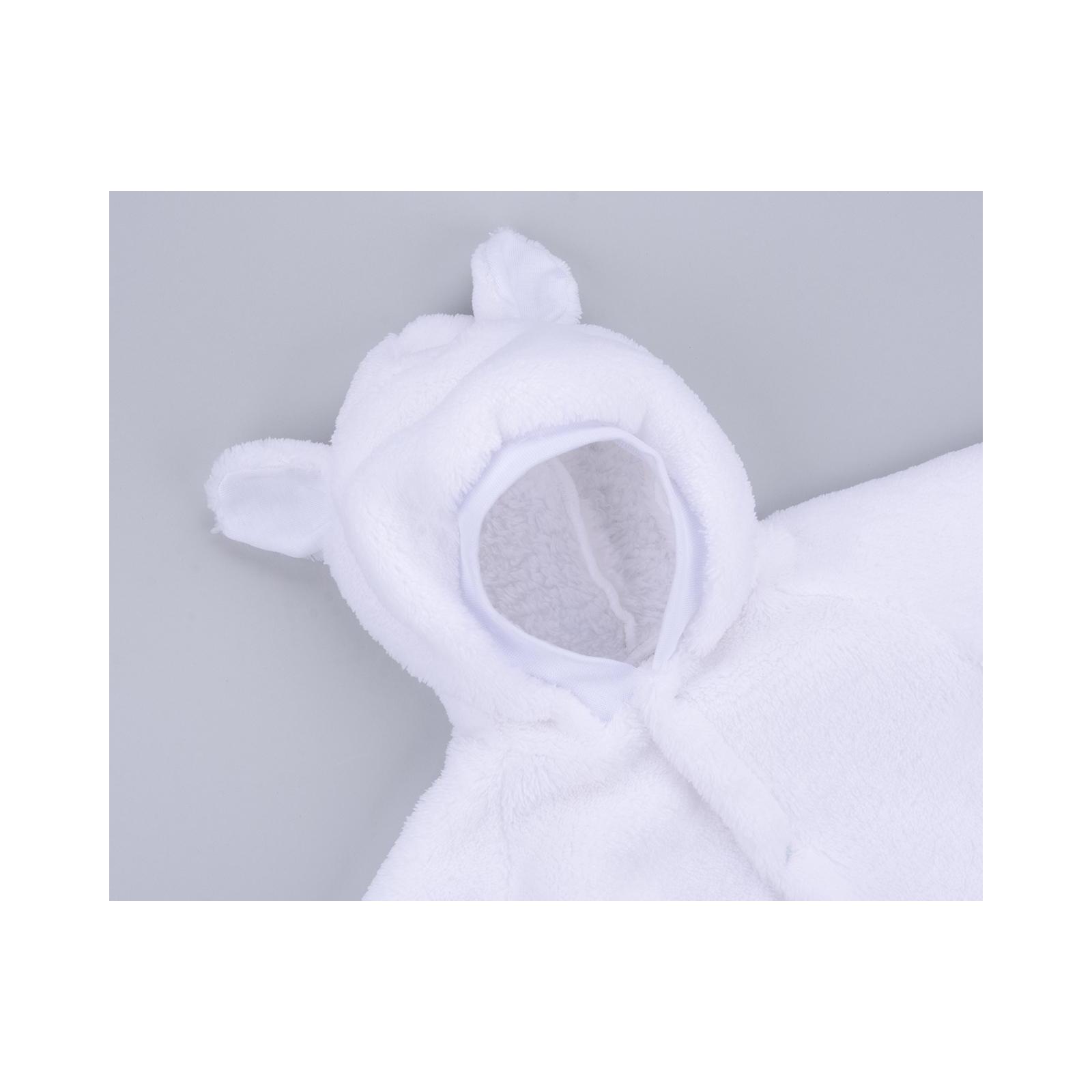 Человечек ТМ МиЯ флисовый (1111203-74-white) изображение 3