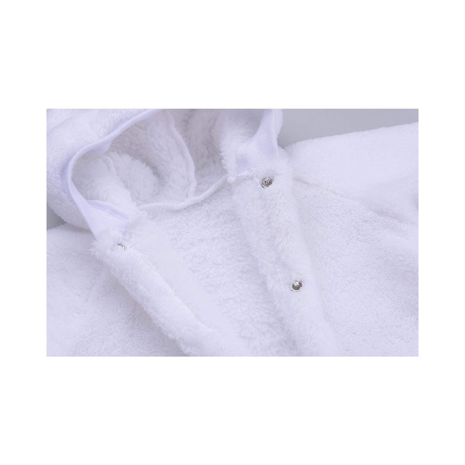 Человечек ТМ МиЯ флисовый (1111203-74-white) изображение 5