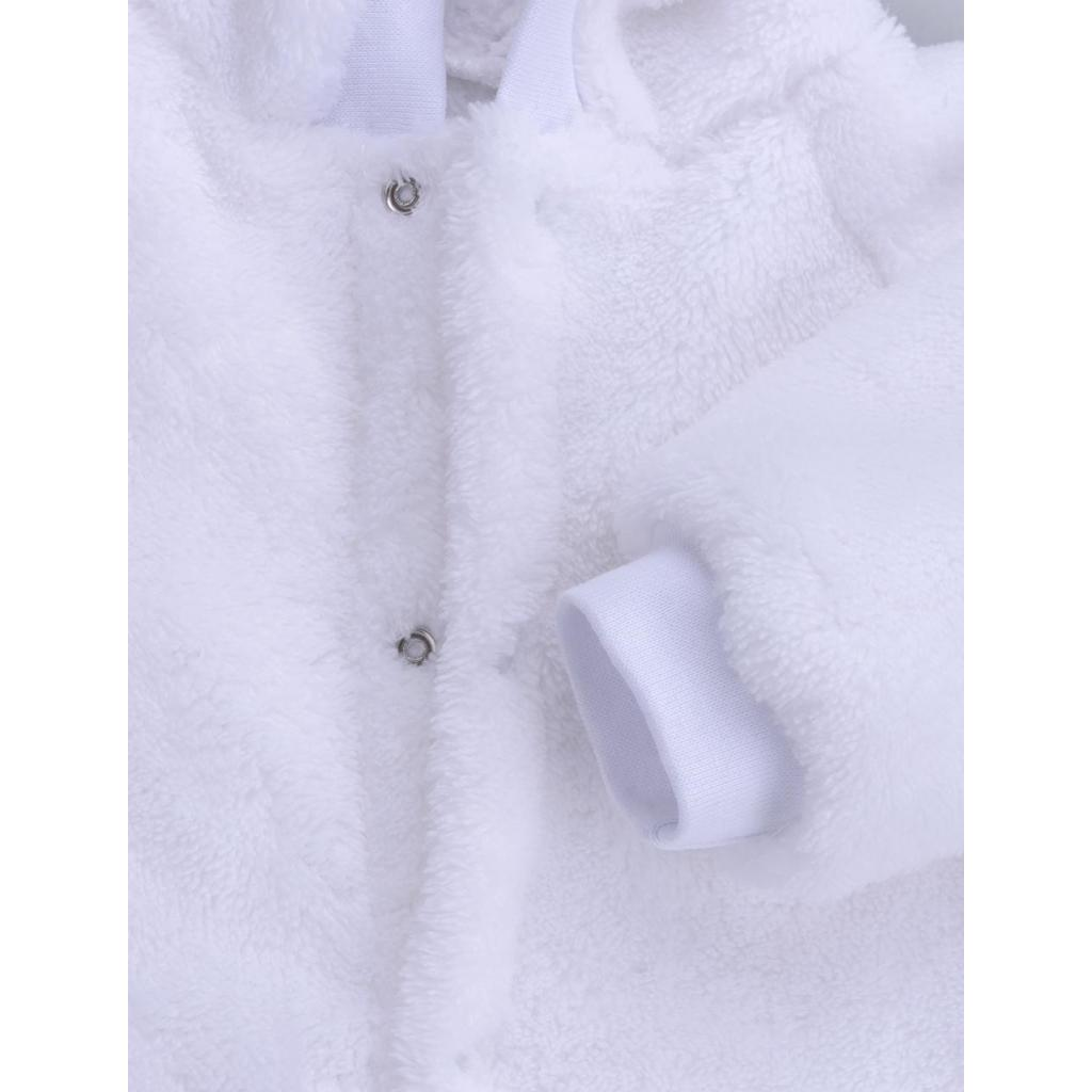 Человечек ТМ МиЯ флисовый (1111203-74-white) изображение 7