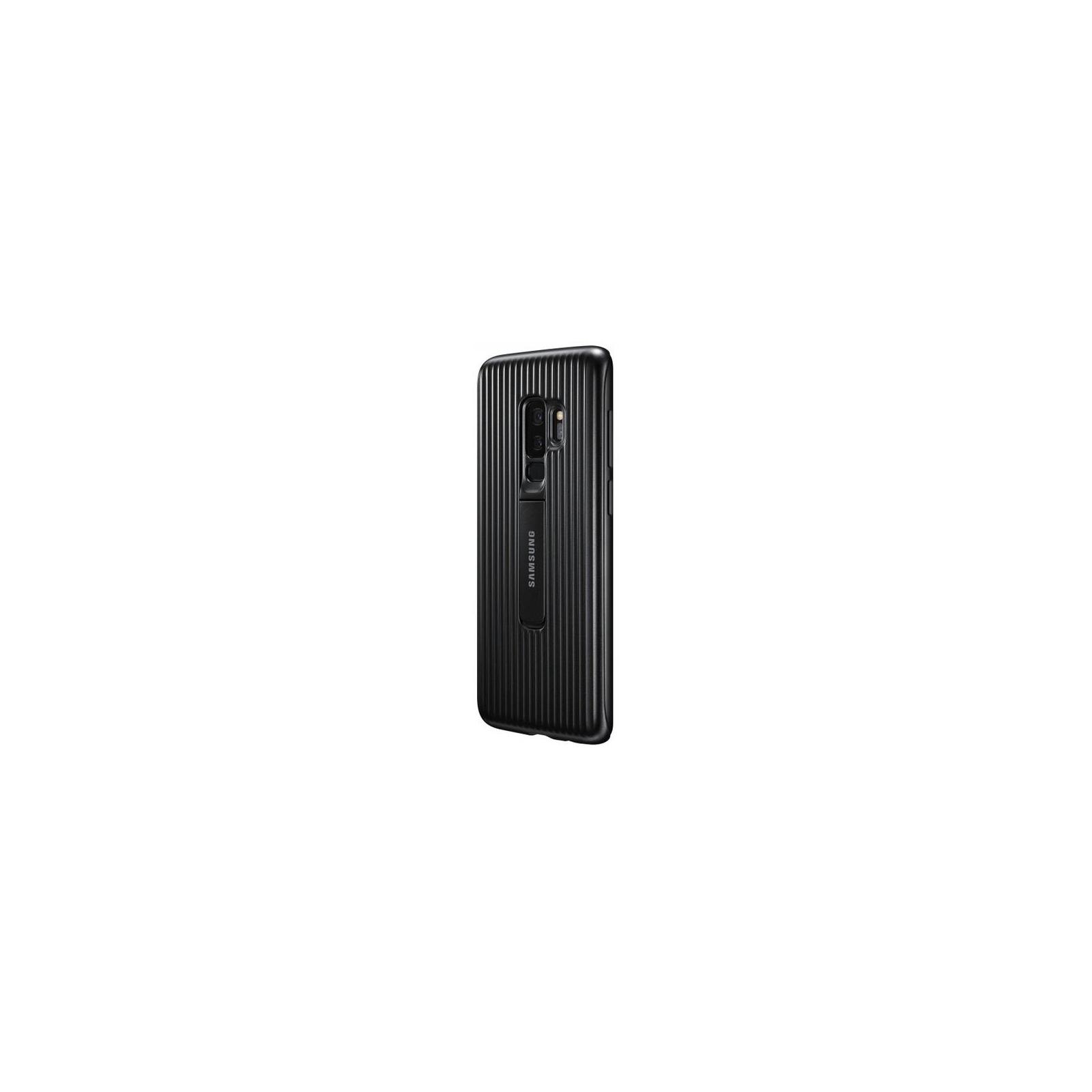Чехол для моб. телефона Samsung для Galaxy S9+ (G965) Protective Stadning Black (EF-RG965CBEGRU) изображение 2