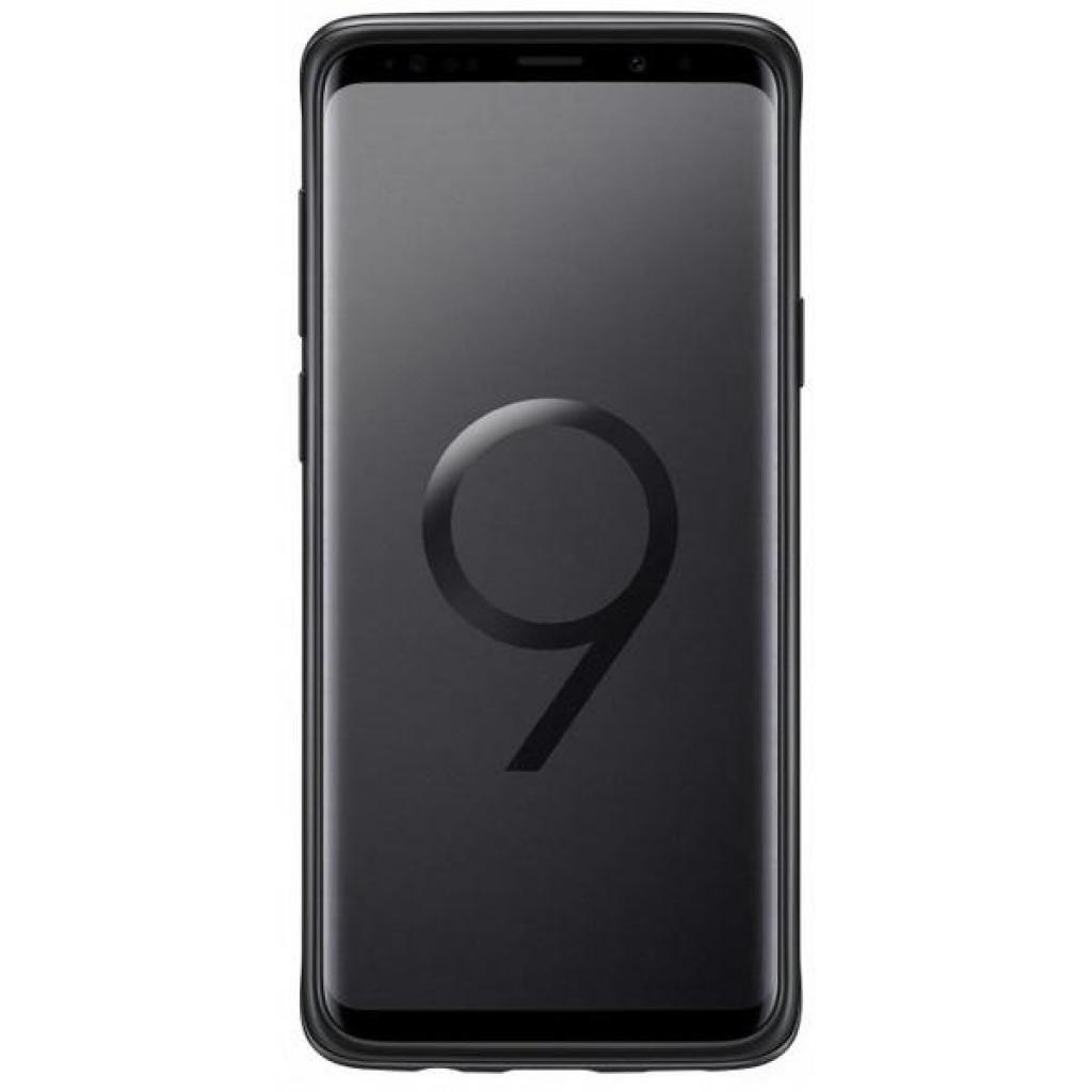 Чехол для моб. телефона Samsung для Galaxy S9+ (G965) Protective Stadning Black (EF-RG965CBEGRU) изображение 3