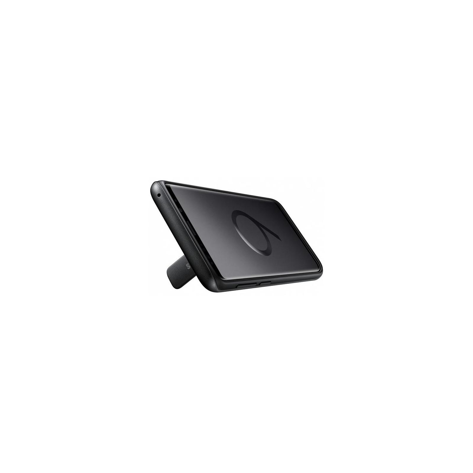 Чехол для моб. телефона Samsung для Galaxy S9+ (G965) Protective Stadning Black (EF-RG965CBEGRU) изображение 4