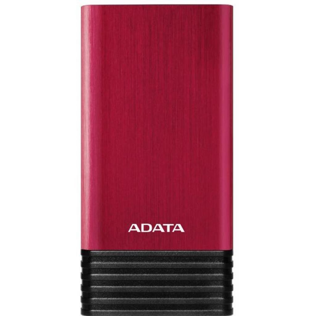 Батарея универсальная ADATA X7000 7000mAh Red (AX7000-5V-CRD) изображение 2
