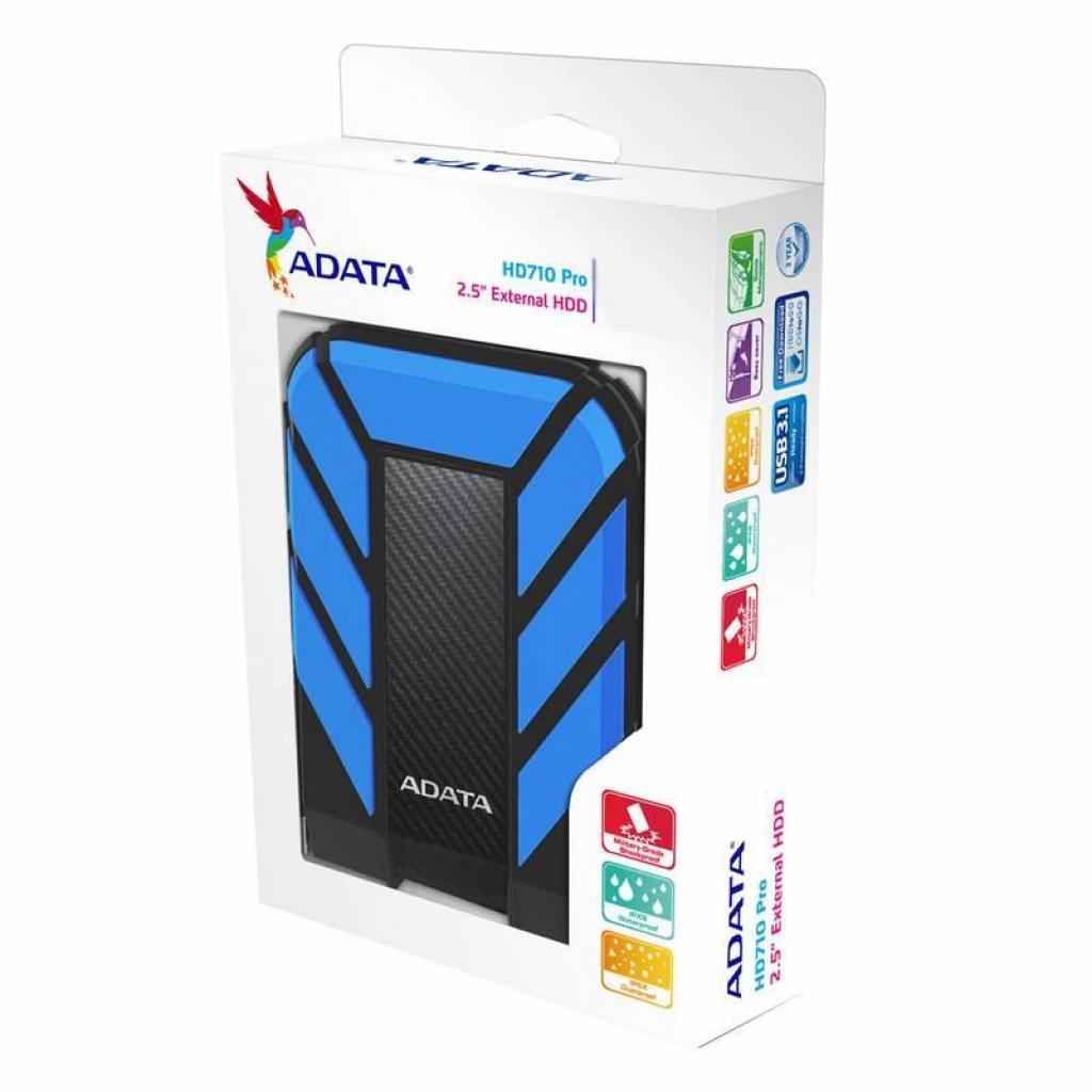 """Внешний жесткий диск 2.5"""" 3TB ADATA (AHD710P-3TU31-CBL) изображение 6"""