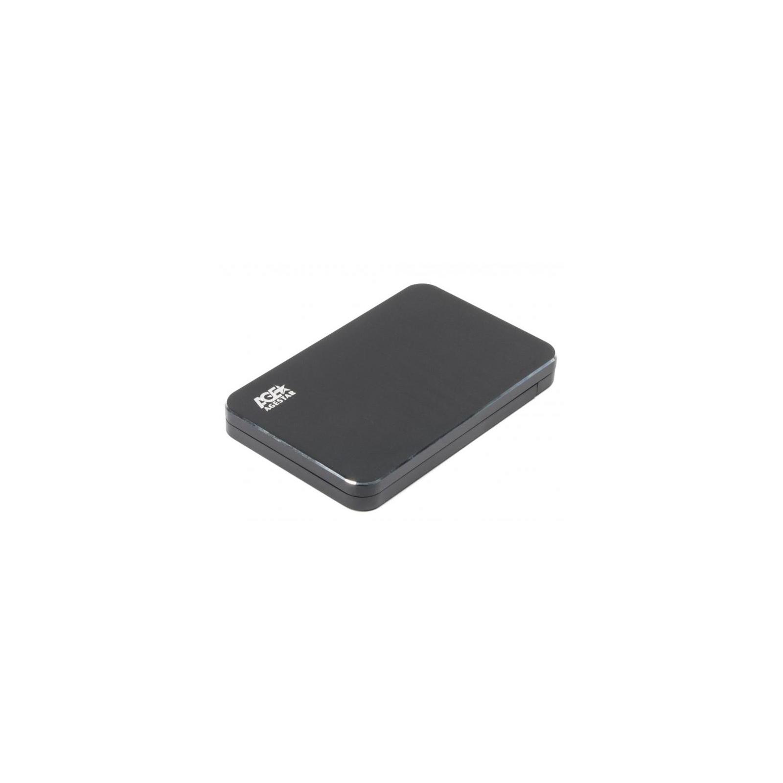 "Карман внешний AgeStar 2.5"", USB3.1, черный (31UB2A18 (Black))"