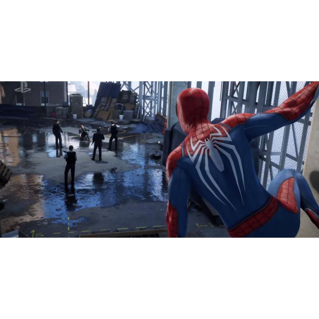 Игра SONY MarvelЧеловек-паук[PS4,Russianversion]Blu-rayдиск (9740711) изображение 4