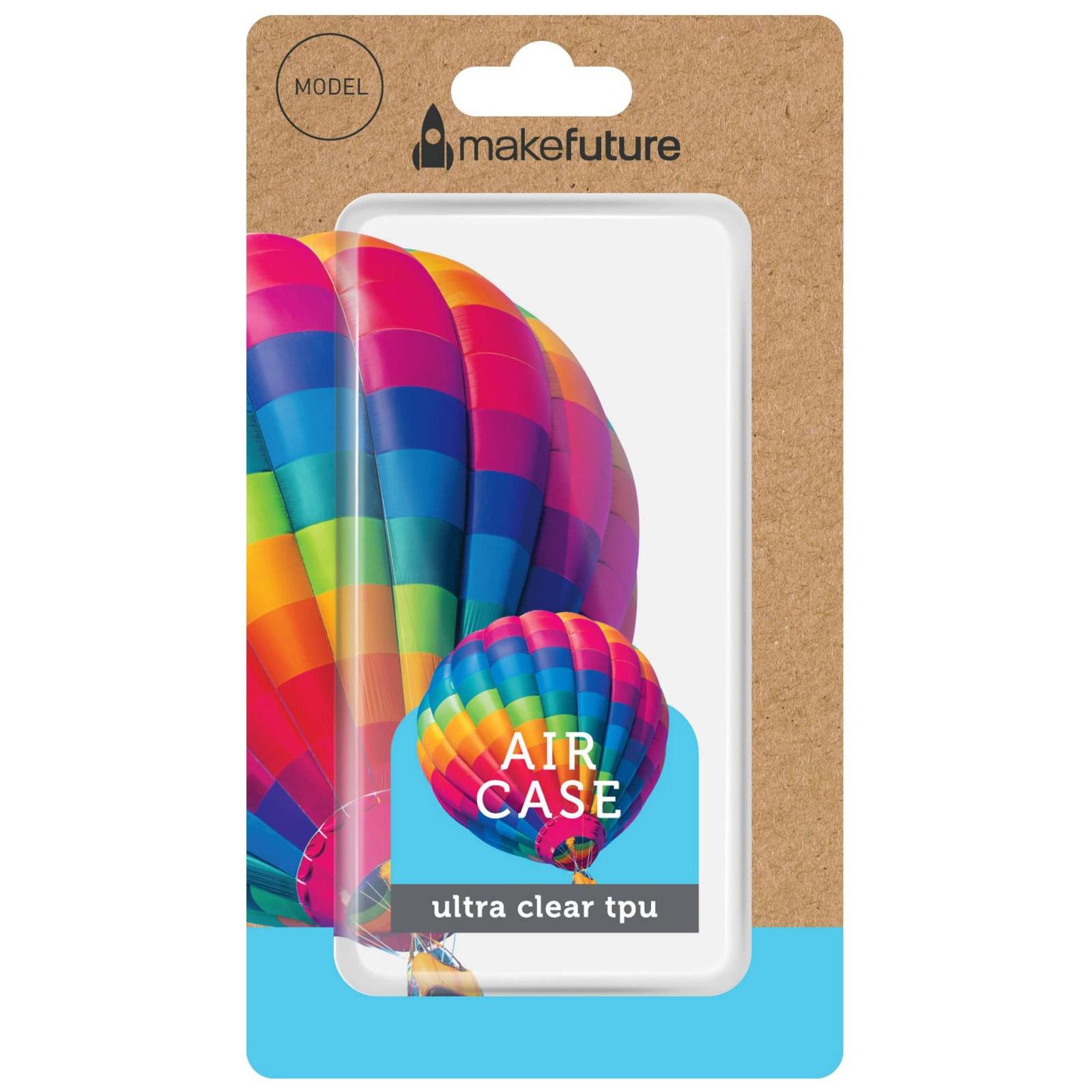 Чехол для моб. телефона MakeFuture Air Case (TPU) Apple iPhone XS Clear (MCA-AIXSCL) изображение 3