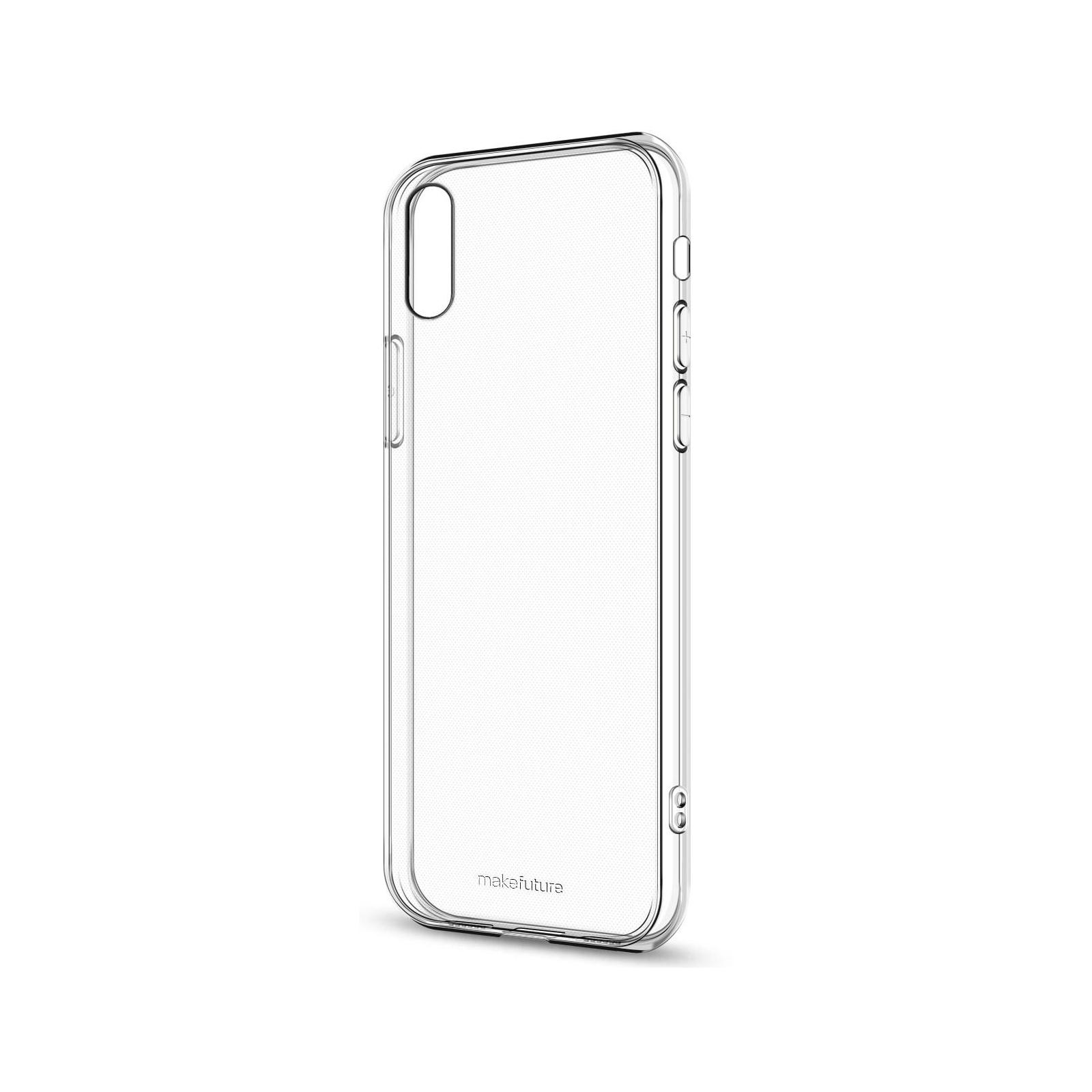 Чехол для моб. телефона MakeFuture Air Case (TPU) Apple iPhone XS Clear (MCA-AIXSCL)